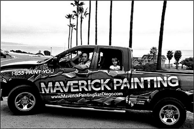 Maverick Painting is 'raising the bar'