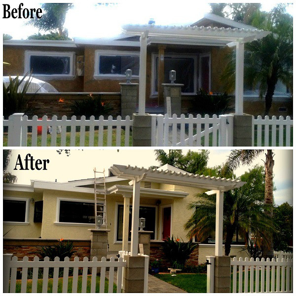 San Diego Painting Contractor Project Gallery Before After