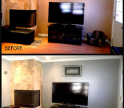 Before After Living Room San Diego Painting Contractor.jpg