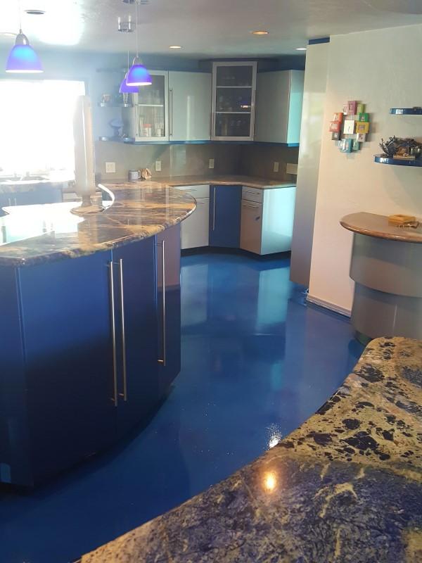 ... Maverick Painting Concrete Floor Stain 11 ...